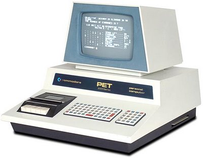 The Commodore PET