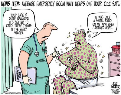 Emergency Room Waiting Cartoon Doctors | fasab...