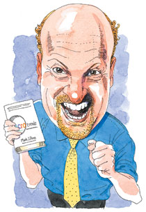 """Jim Cramer """"Booyah!"""""""