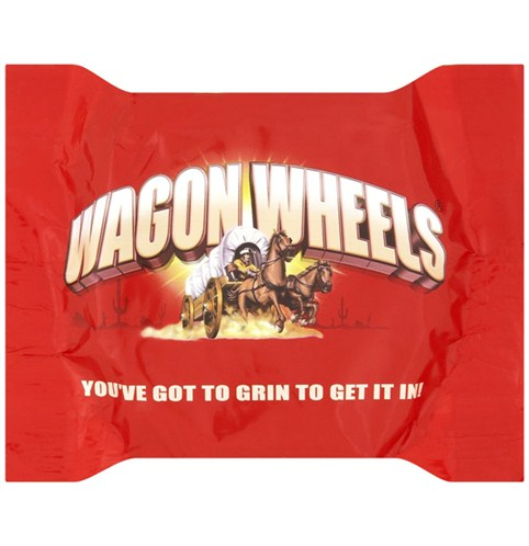 Scrumptious Wagon Wheels!
