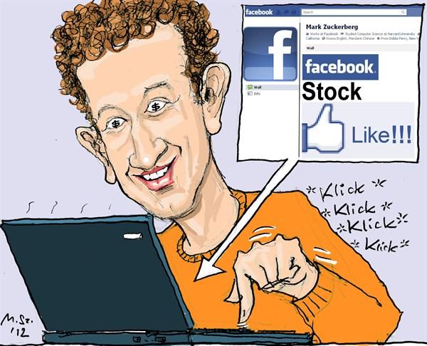 Zuckerberg Pre-IPO
