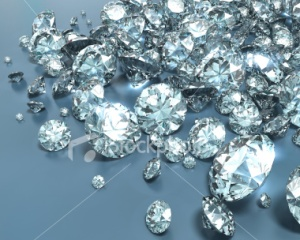 Diamonds are forever - sometimes!