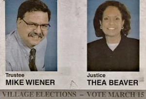 Mike Wiener & Thea Beaver