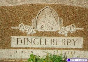 Dingleberry