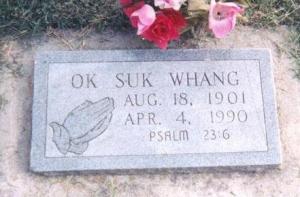 Ok Suk Whang