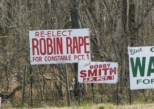 Robin Rape