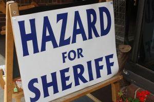 Sheriff Hazard