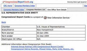 Dick Swett