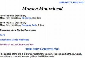 Monica Moorehead