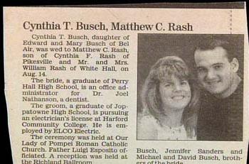 Busch - Rash
