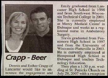 Crapp - Beer