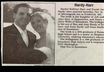 Hardy - Harr