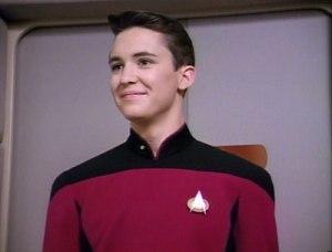 Wil Wheaton - Wesley Crusher, Star Trek The Next Generation