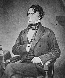 Franklin Pierce 14th President of the United States of America