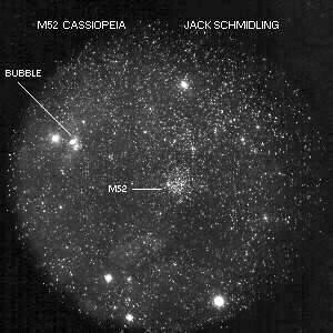 Messier object M52