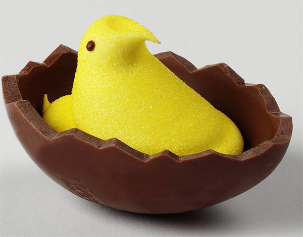 ... Marshmallow Peep is the most popular Easter candy besides chocolate