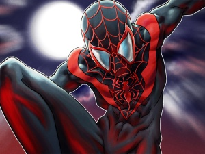 Miles Morales Spiderman