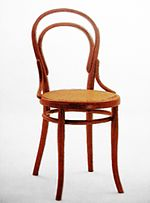 The famous and best selling No 14 chair