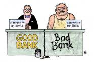 Good Bank vs Bad Bank