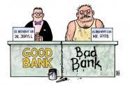 Good Bank vs Bad Bank