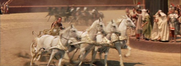 ben hur action shot