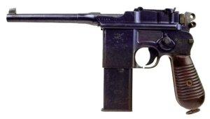 """Broomhandle"" Mauser C96"