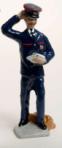 confused postman