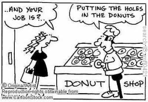 donut cartoon