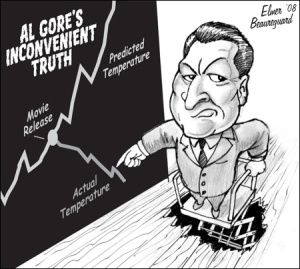 Al Gore cartoon