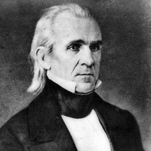 James Polk 11th President of the United States of America