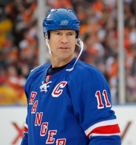 Oilers and New York Rangers, for Hall of Famer Mark Messier