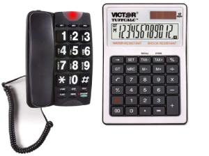 Phone and Calculator numbers reversed - why