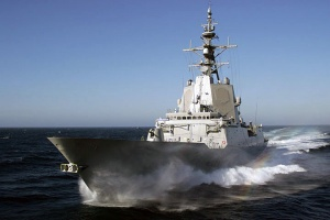 Spanish Navy F 100 Class Frigate, Almirante Juan de Borbon