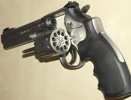 10 shot revolver