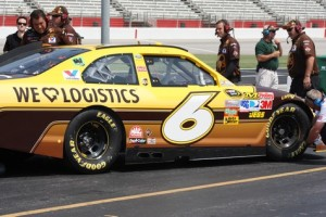 Roush Fenway Racing #6 car