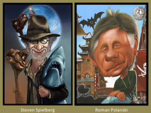 Steven Spielberg and Roman Polanski