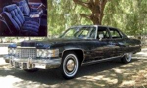 Cadillac Fleetwood Brougham Talisman