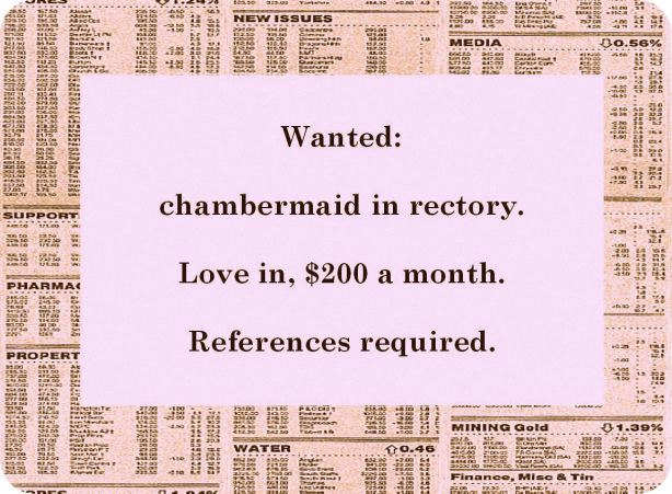 classified ad 98