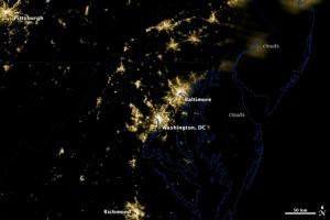 derecho storm blackout June 2012