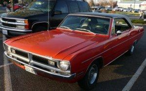 Dodge Dart 1970