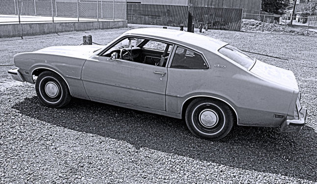Ford Maverick 1970