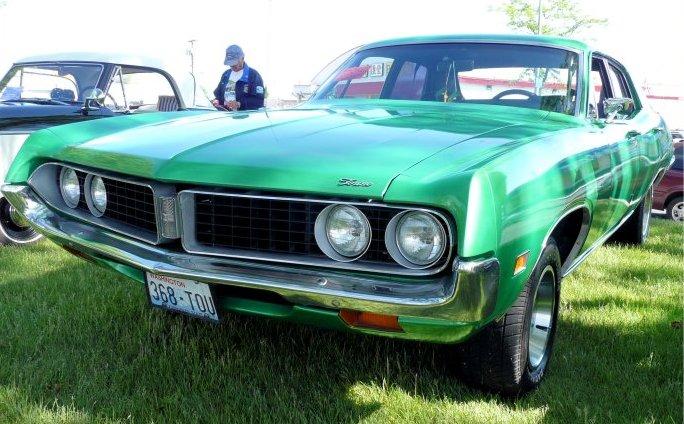 Ford Torino 500 1971