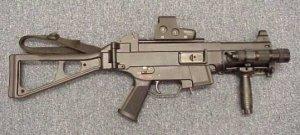Heckler & Koch Universal Machinen-Pistole