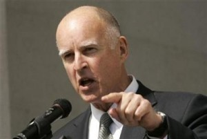 Jerry Brown, former Governor of California