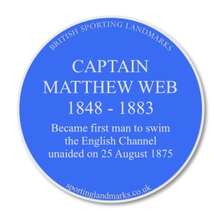 Captain Matthew Webb memorial