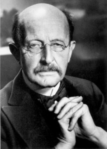 Max Planck (1858 - 1917), German physicist considered the founder of the quantum theory.