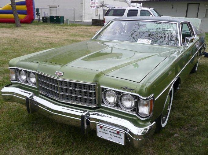Mercury Monterey 1974