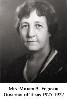 Miriam Ferguson