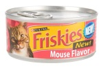 mouse flavored cat food