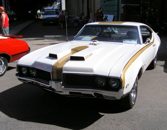 Oldsmobile Cutlas 1969